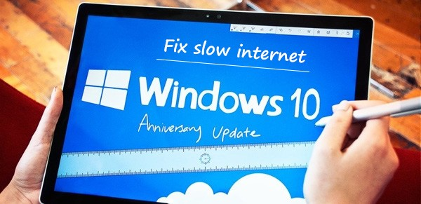 Fix: Slow Internet After Windows 10 Creators Update