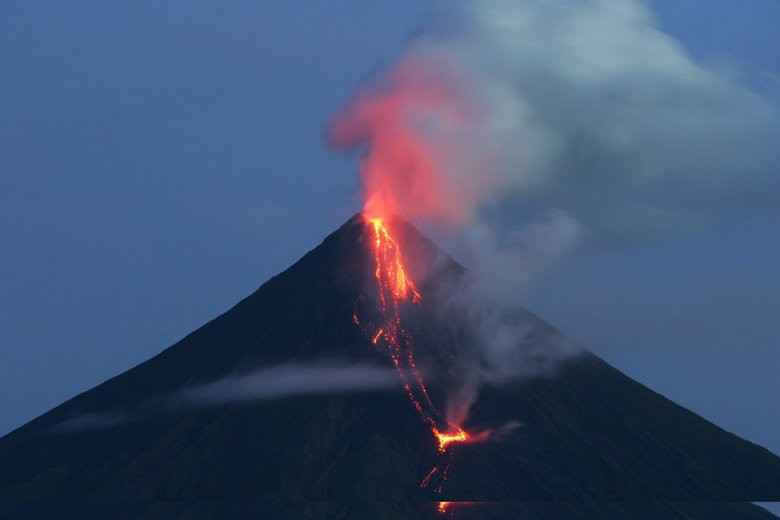 The Legend of Daragang Mayon